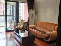 城西学校旁-甲江南电梯房7楼90平精装修两室两厅看房有钥匙!超低价 4万一年